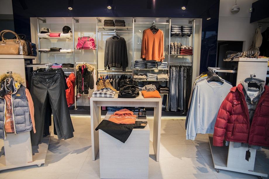 Wszystkie nowe Meble sklepowe i wyposażenie sklepów - regały sklepowe, meble do UD84